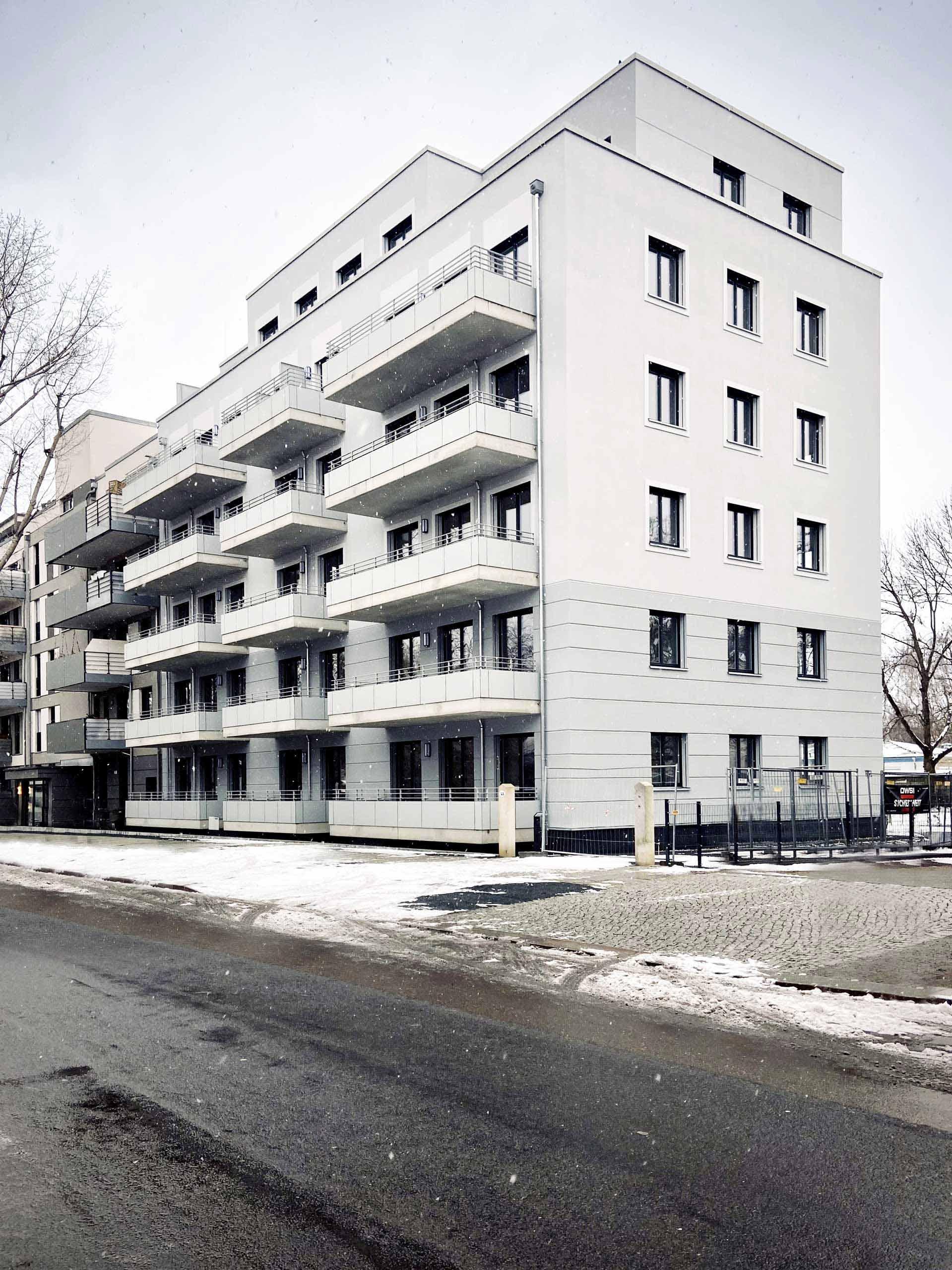 KLM Architekten Wohnhaus Dresden