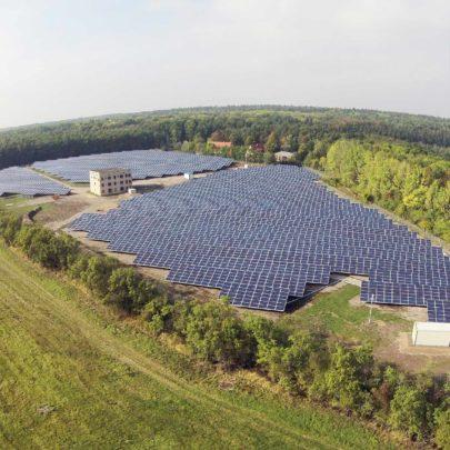 Solaranlage Bienstädt