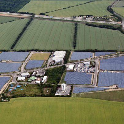 Solaranlage Breitenfeld