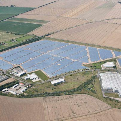 Solaranlage Delitzsch