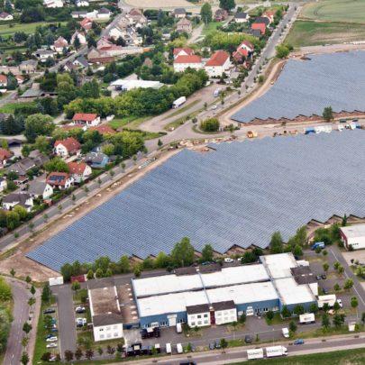 Solaranlage Glesien