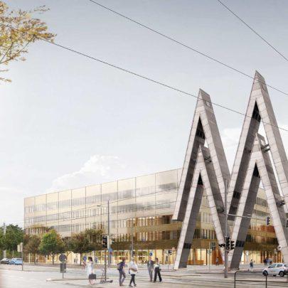 Alte Messe KLM Architekten Leipzig