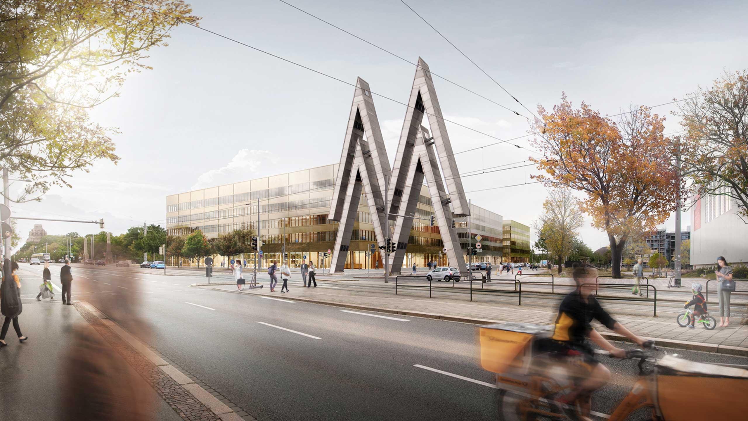 KLM Architekten Leipzig Life Science Zentrum