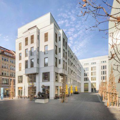 Bernsteincarré Museumsquartier KLM Architekten