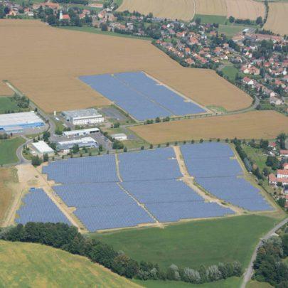 Solaranlage Oberseifersdorf
