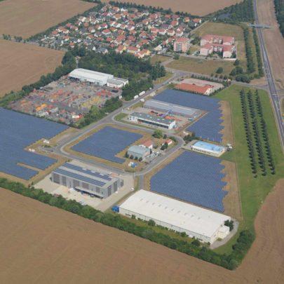 Solaranlage Rackwitz