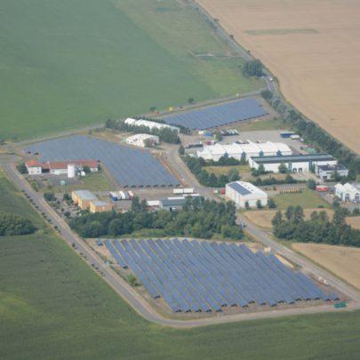 Solaranlage Zwochau