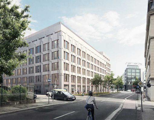 Mercateo Europazentrale KLM Architekten Leipzig
