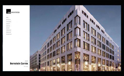 Neue Webseite KLM Architekten Leipzig