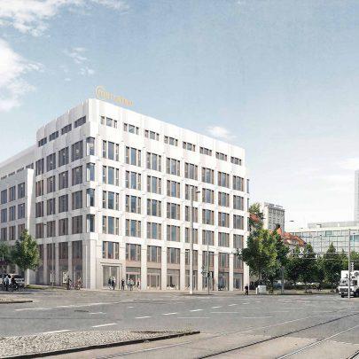 Mercateo Bürogebäude leipzig
