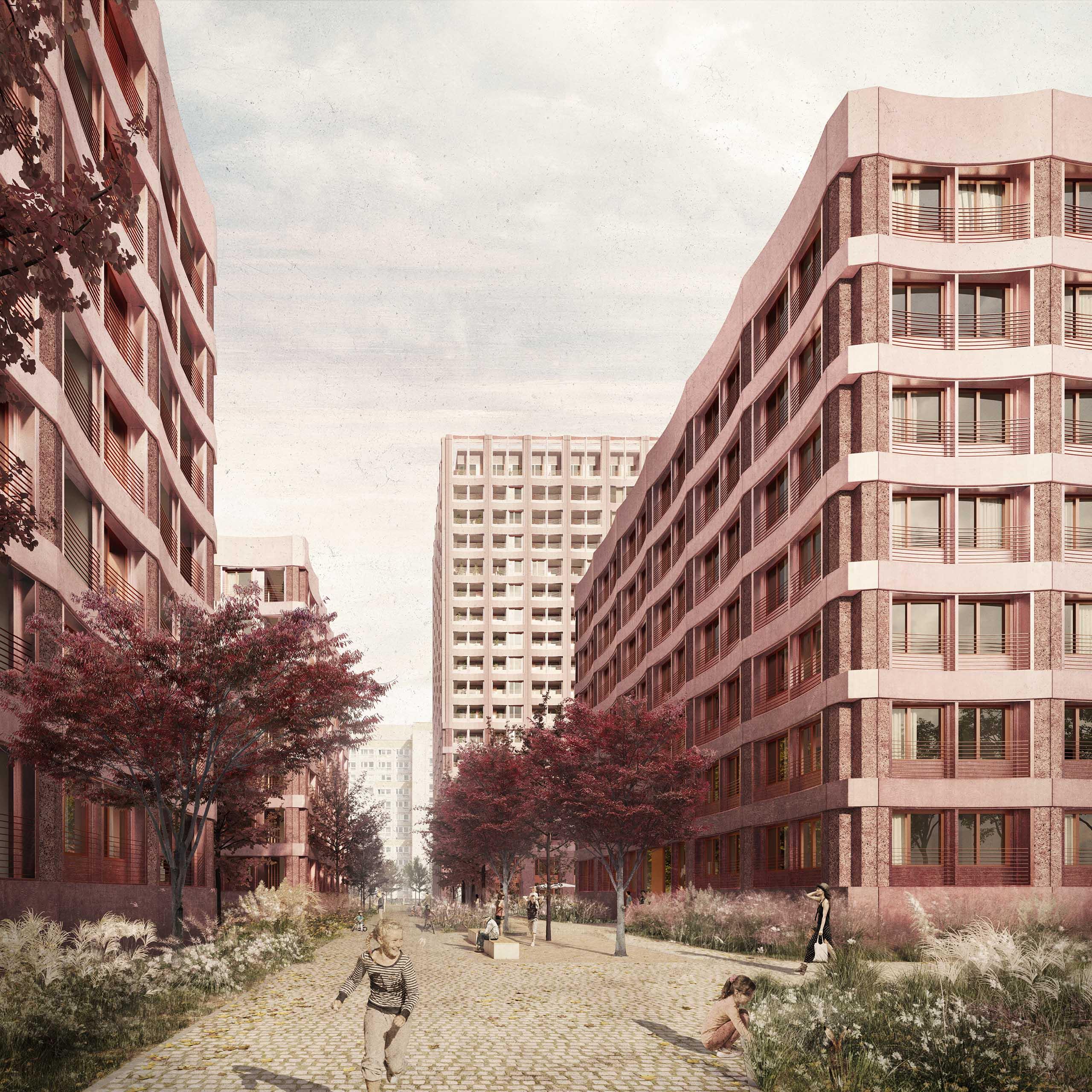 Semmelweisstraße KLM Architekten