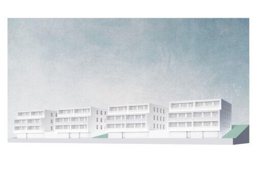 Wohnungsbau Zwenkau KLM Architekten